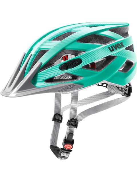 UVEX I-VO CC Helmet green-teal matt